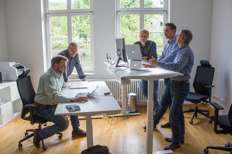 Innovations- und Technologieförderung für ASCon Systems