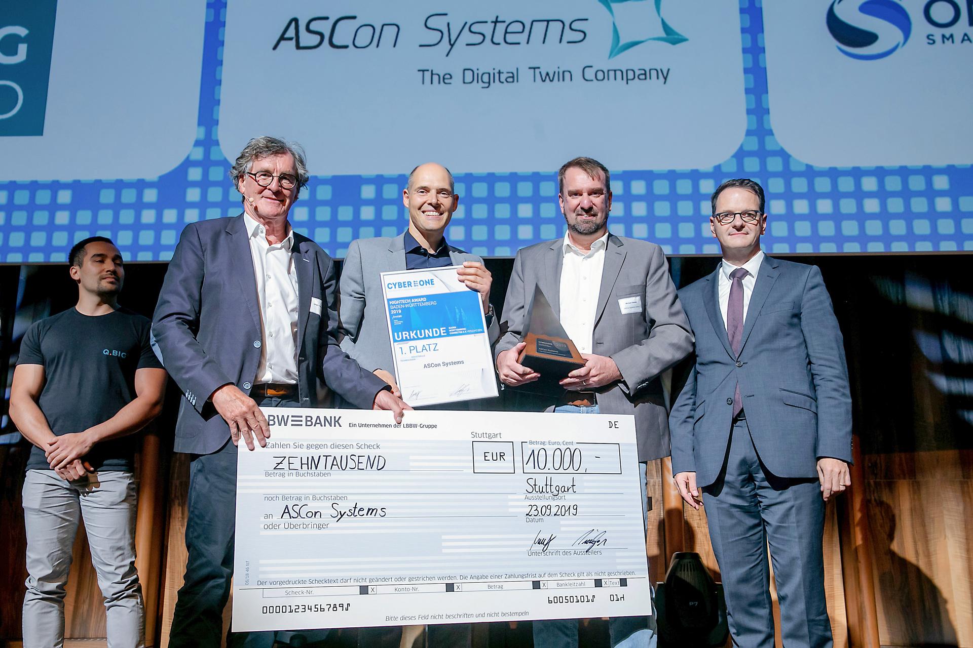 CyberOne Hightech Award