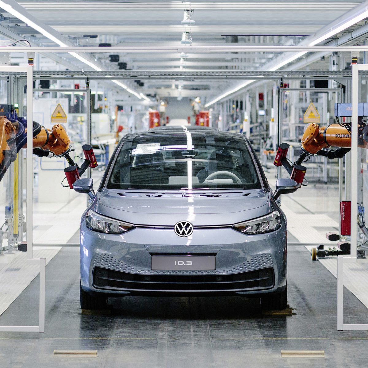 Volkswagen brings first partners to Industrial Cloud – ASCon Systems is part of it