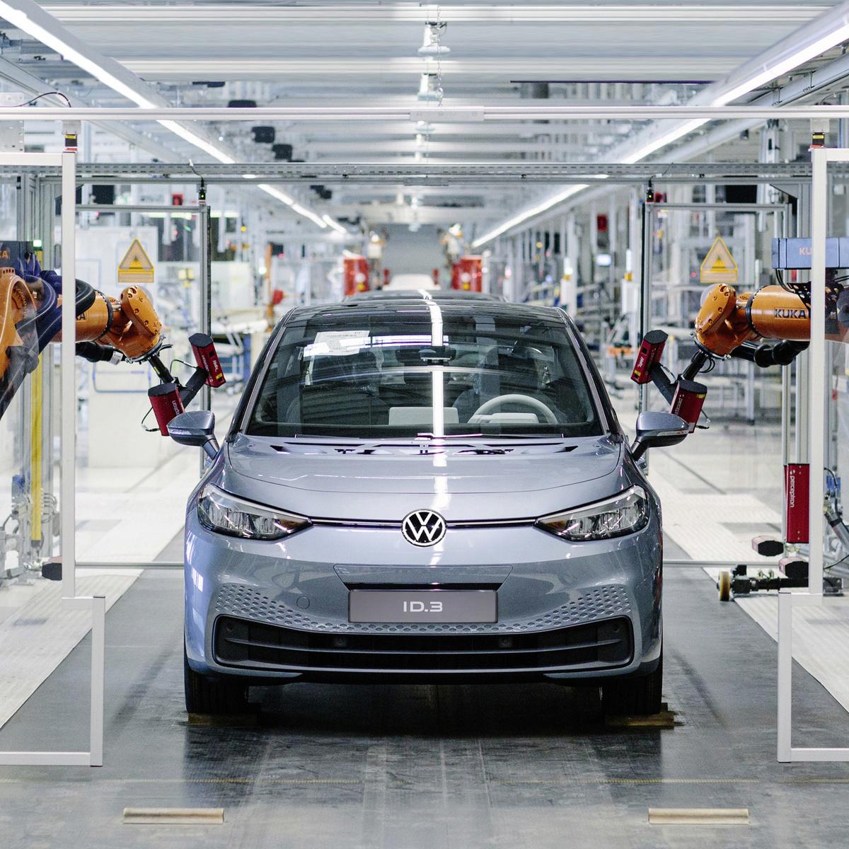 Volkswagen bringt erste Partnerunternehmen in die Industrial Cloud – ASCon Systems ist dabei