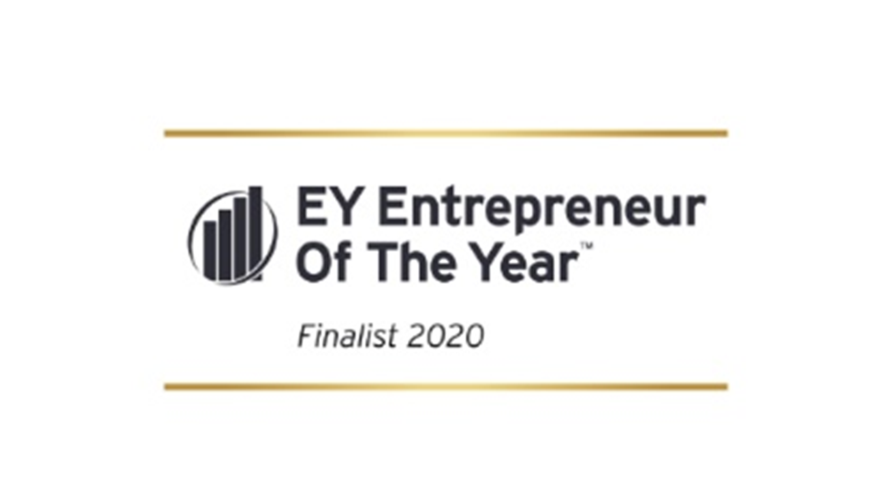 """ASCon Systems in the final of the """"Entrepreneur Of The Year 2020"""" competition"""