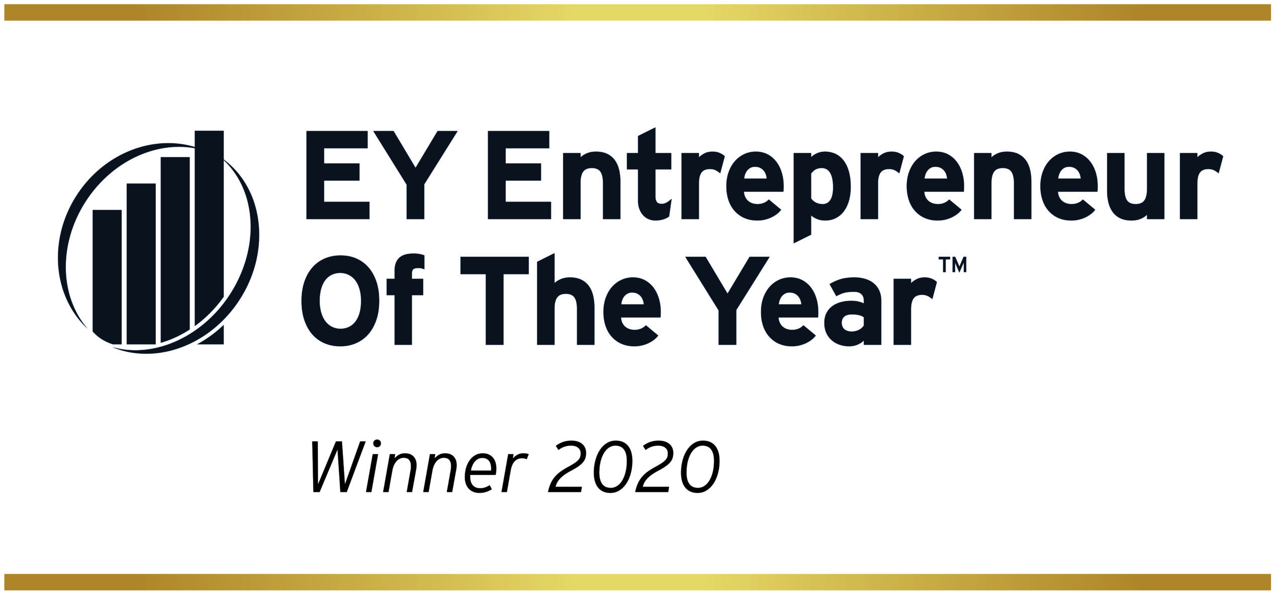 EY Entrepreneur of the Year 2020
