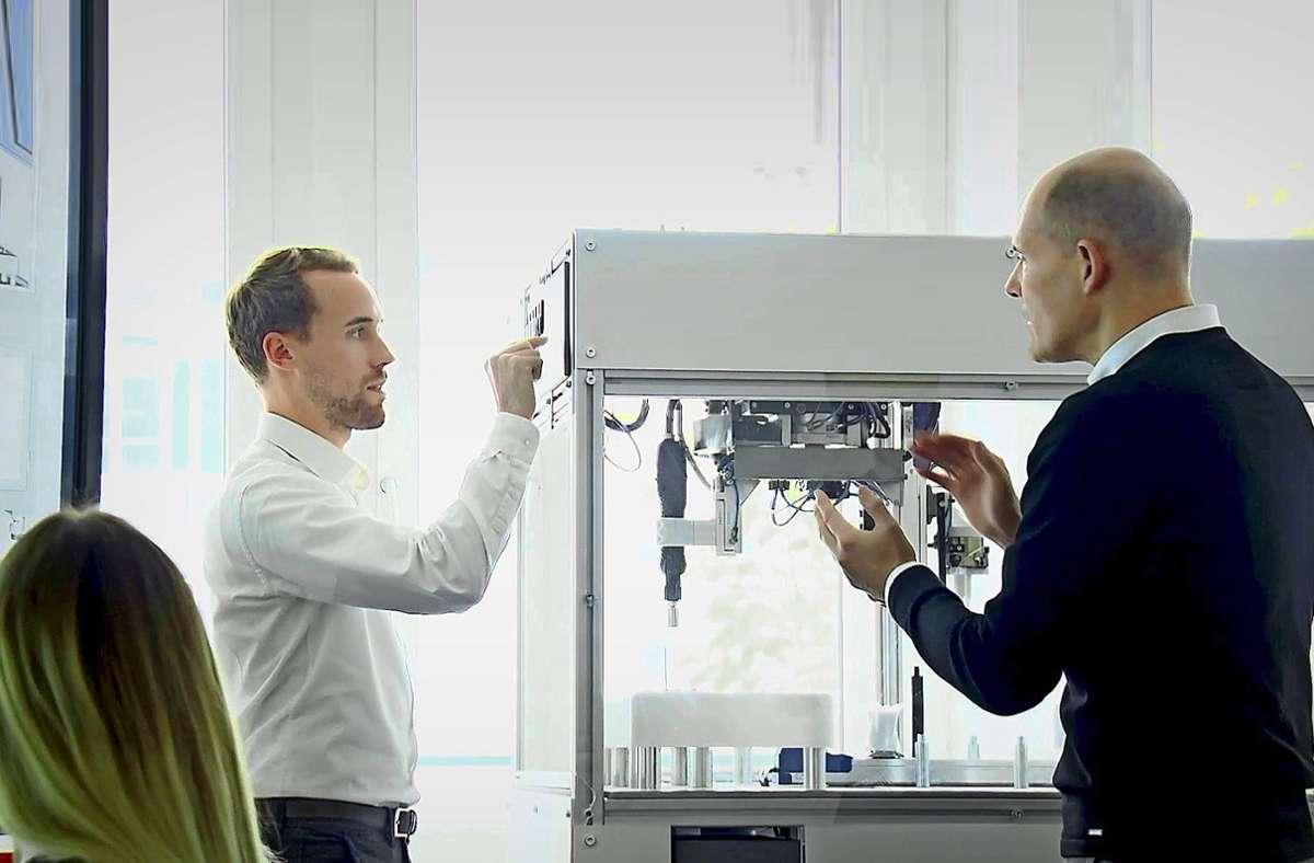 ASCon Systems ist Gewinner des Dr. Rudolf-Eberle-Innovationspreises