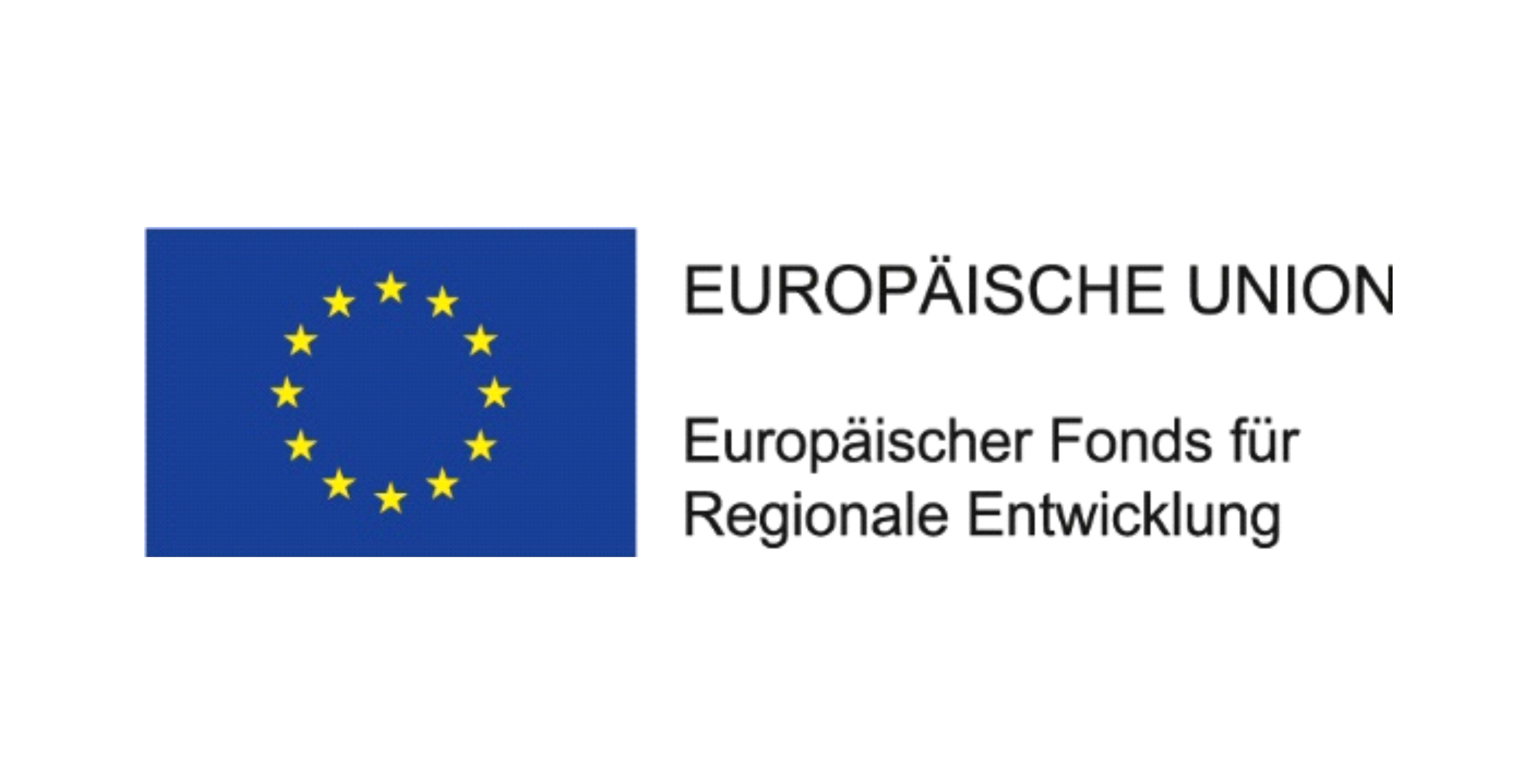 Projekt Digitale Transformation: in Echtzeit planen, steuern und dokumentieren, gefördert durch EFRE