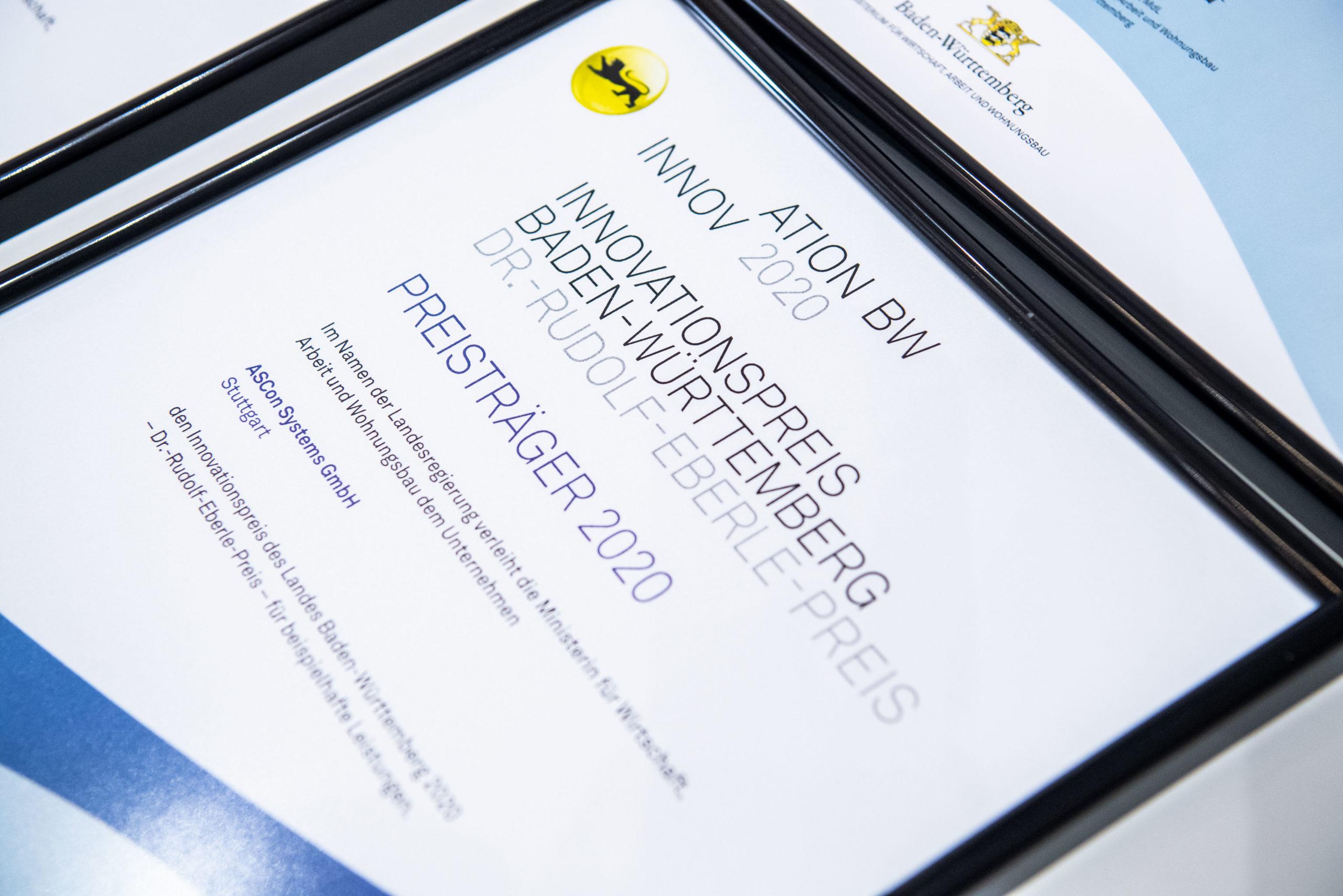 Opener Innovation Award 2020